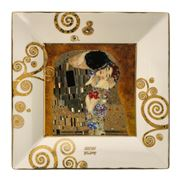 Goebel - Gustav Klimt Artis Orbis 'The Kiss' Bow 16cm