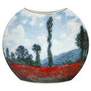 Goebel - Claude Monet Tulip Field Vase 20cm