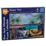 Blue Opal - Jenny Sanders Hippy Van Puzzle 1000pce