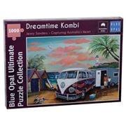 Blue Opal - Jenny Sanders Dreamtime Kombi Puzzle 1000pce