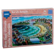 Blue Opal - Stephen Evans Bondi Beach Puzzle 1000pce