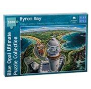 Blue Opal - Stephen Evans Byron Bay Puzzle 1000pce