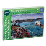 Blue Opal - Sarina Tomchin Tea & Papers 1000pce