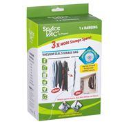 Space Vac - Vacuum-Seal Hanging Storage Bag