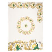 Napking - Isolabella Linen Kitchen Towel Pattern 2, 75x55cm