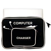 Bag All - Computer Case Large Black