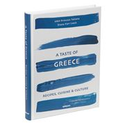 Book - Taste Of Greece Recipes Cuisine And Culture