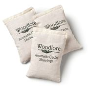 Woodlore - EcoFresh Premium Aromatic Cedar Sachets 3pack