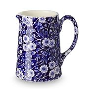 Burleigh - Blue Calico Small Tankard Jug 284ml