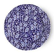 Burleigh - Blue Calico Plate 21cm