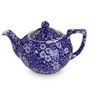 Burleigh - Blue Calico Teapot Small 400ml