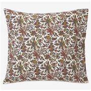 Lexington - Printed Cotton Sateen Pillowcase Floral 65x65cm