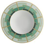 Vista Alegre - Emerald Soup Plate