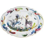 Vista Alegre - Caribe Oval Platter Large