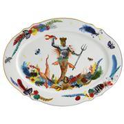 Vista Alegre - Caribe Oval Platter Medium