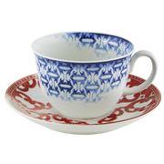 Vista Alegre - Timeless Tea Cup & Saucer