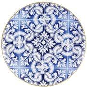 Vista Alegre - Transatlantica Charger Plate Azulejos
