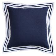 Paloma - Milano Linen Cushion Navy 50x50cm