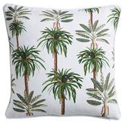 Paloma - Leafy Havana Cushion 50x50cm