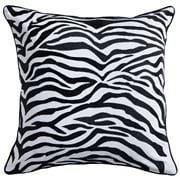 Paloma - Zebra Cushion 50x50cm