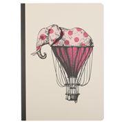 Gangzai - A5 Notebook Elephant'R