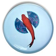 Gangzai - Fishkoi Round Tray 33cm