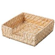 Coastal Home - Square Napkin Basket 19x19cm