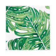 Coastal Home - 3Ply Lunch Napkin Philo Leaf Set 20pce