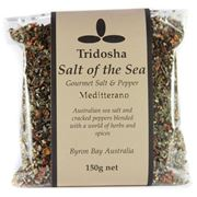 Tridosha - Salt of the Sea Mediterano 150g