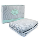 Branberry - Blue Cot Blanket