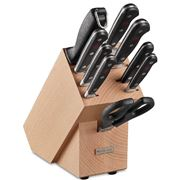 Wusthof - Classic Knife Block Set 10pce