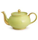 Limoges - Legle Pastel Green Teapot