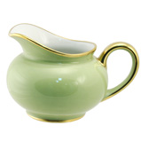 Limoges - Legle Pastel Green Cream Jug