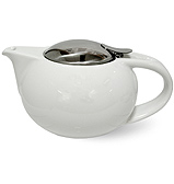 Zero Japan - White Saturn Teapot 520ml