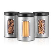 Brabantia - Canister Set Brilliant Steel 3pce