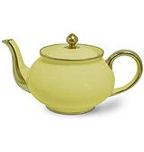 Limoges - Legle Pastel Yellow Teapot