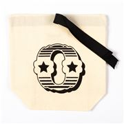 Bag All - Small Letter Bag Initial O