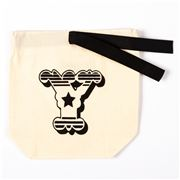 Bag All - Small Letter Bag Initial Y
