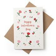 Candle Bark - Blooming Hearts Valentine's Day Card