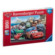 Ravensburger - Disney Cars Explosive Racing Puzzle 100pce