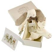 Maud N Lil - Comforter Bunny Grey Giftboxed