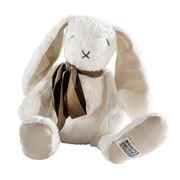 Maud N Lil - Plush Fluffy Organic Ears The Bunny White