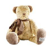 Maud N Lil - Plush Fluffy Cubby Organic Teddy Bear