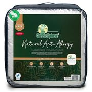 Tontine - Luxe Natural Anti-Allergy All Seasons Quilt QB