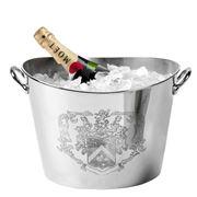 Vandenberg - Champagne Cooler Maggia Nickel Finish