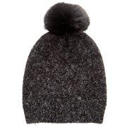 Beanie - Essence Alpaca Touch Beanie Ladies Black