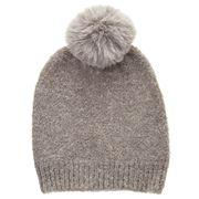 Beanie - Essence Alpaca Touch Beanie Ladies Grey