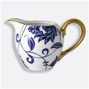 Bernardaud - Bould Prince Blue Creamer 12 Cups Boule SH