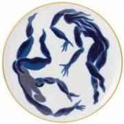 Bernardaud - Bacchanale Plate Helene & Men 19cm
