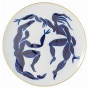 Bernardaud - Bacchanale Plate Zeus & Calli 19cm